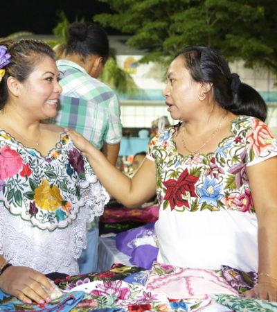 Artesanas agradecen ser tomadas en cuenta en Tulum