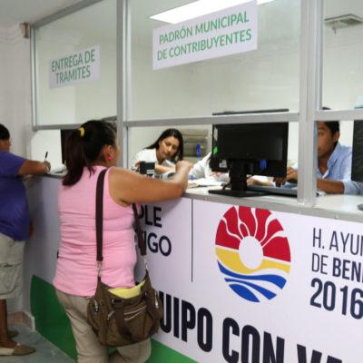 DEL 32 AL 13 EN UN AÑO: Avanza Benito Juárez 19 posiciones en mejora regulatoria