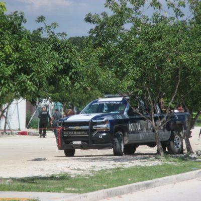 EJECUTADO EN PUERTO MORELOS: Acribillan a transeúnte en Villas Morelos 2