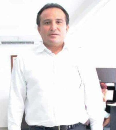 Incluso amparado, Aguilar Laguardia no puede regresar al TSJ, asegura Carlos Mario Villanueva