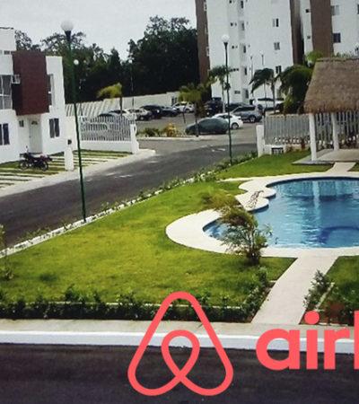 Culpa Acluvaq a Airbnb del encarecimiento de las rentas en destinos turísticos