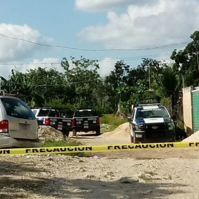 SE LES 'PELARON' LOS CACOS: Asalto y persecución en la avenida Constituyentes de Playa del Carmen