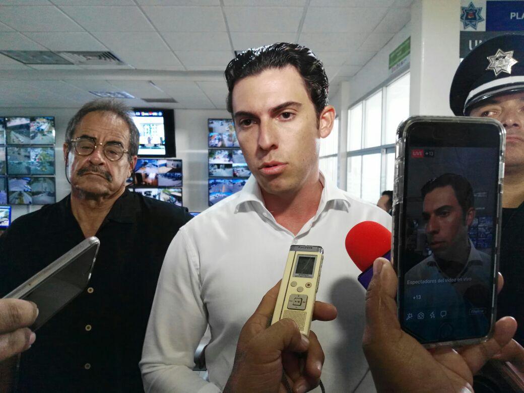 En tema de la cárcel 'estamos rebasados', reconoce Remberto Estrada tras nueva fuga de reo; pide intervenga el Gobierno federal