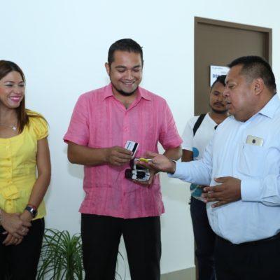 Nombran nuevo director de Desarrollo Social en Solidaridad
