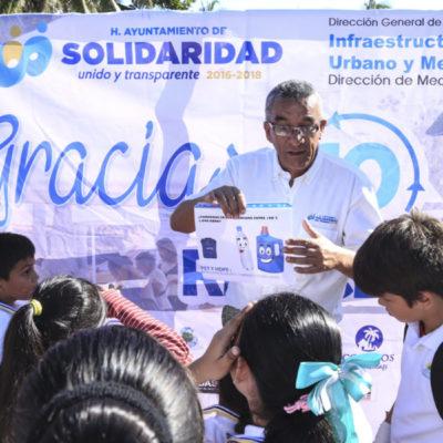 Reafirma Cristina Torres compromiso de Playa del Carmen como 'Ciudad Educadora'