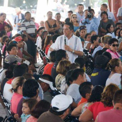 Más de 24 mil 900 personas capacitadas para mejorar ingresos con autoempleo, destaca Gobernador