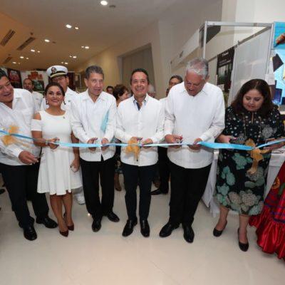 Asiste Carlos Joaquín a la inauguración de la LXXVI Asamblea Ordinaria de la Asociación Mexicana de Hoteles y Moteles en Chetumal