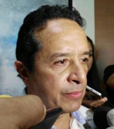 Dice Carlos Joaquín que mantiene contacto con SEIDO para que usuarios de FNS sean atendidos jurídicamente; sobre bloqueo a la Cobá, explica que hay libertad de manifestación