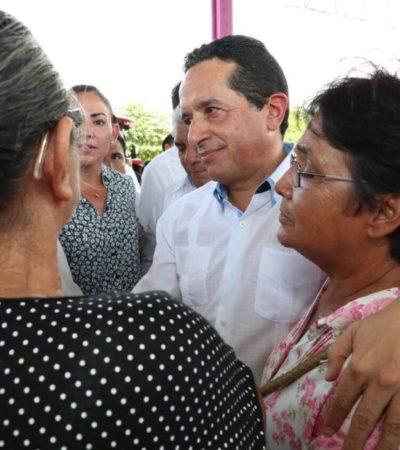 Destaca Gobernador impacto social de construcción de 802 viviendas en zonas rurales e indígenas de Quintana Roo