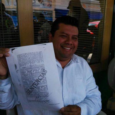 Ya no se pueden hacer 'linchamientos mediáticos', dice Chilón Colorado tras ganarle demanda al Por Esto!