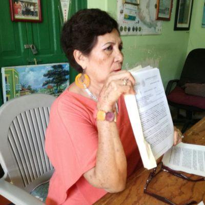 Denuncian aval 'exprés' a club de playa en Cozumel