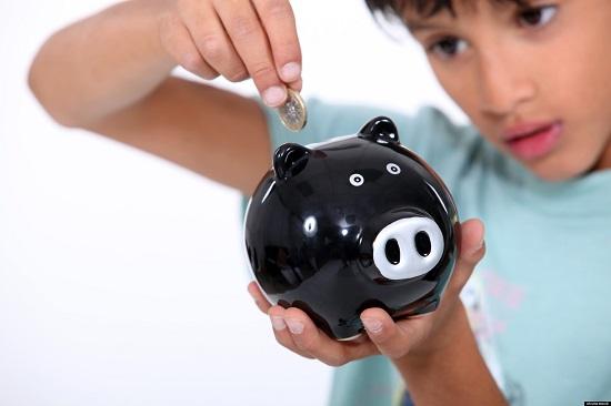 Falta cultura de manejo del dinero en niños