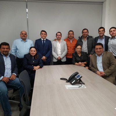 PRELIMINAR | Arman en CDMX 'Frente Amplio de QR' con jefe de Despacho del Gobernador