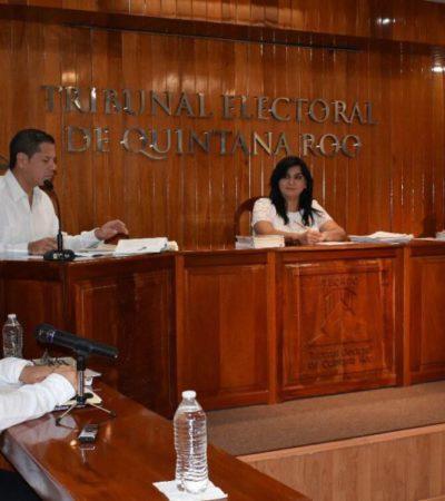 REVOCAN MAGISTRADOS DEL TEQROO DOS ACUERDOS DEL IEQROO: Ordenan reponer asuntos para atender quejas interpuestas por Niurka Sáliva sobre naturalizados y Morena