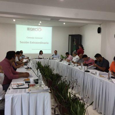 Con una reducción de 14.7 mdp, aprueban propuesta de presupuesto del Ieqroo