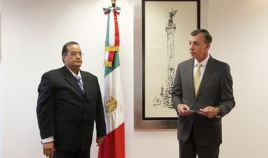 NUEVO RELEVO EN LA PROFEPA: Nombran a Javier Castro Jiménez como nuevo delegado en Quintana Roo