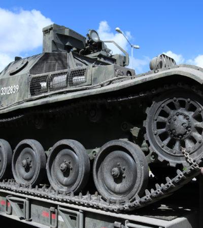 Espera Expo Militar recibir a más de 600 mil personas en Playa del Carmen