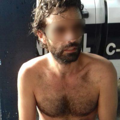 Por no pagar cuenta de hotel, remiten a 'El Torito' a ciudadano francés reportado desaparecido hace ocho días