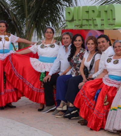 Realizan cuarto Tianguis de Artesanos y Productores en Puerto Morelos