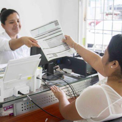 Anuncian descuentos en pago del predial en Puerto Morelos