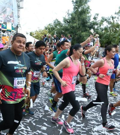 Impulsará primera edición de feria deportiva el turismo deportivo en Cancún