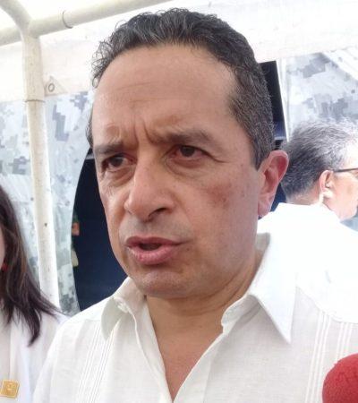ATAJA GOBERNADOR 'MALOS ENTENDIDOS': Los usuarios, no los taxistas o Uber, serán el centro de atención, advierte Carlos Joaquín