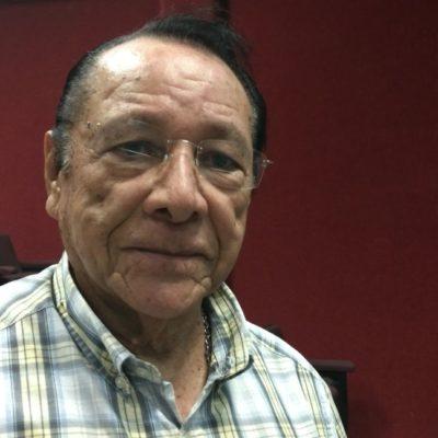 Morenistas inconformes pueden impugnar, dice favorecido por AMLO en Chetumal