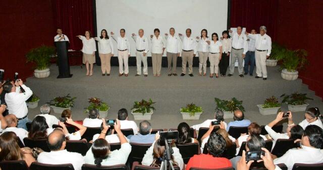 Insisten periodistas colegiados de Chetumal en la 'Ley Borge'