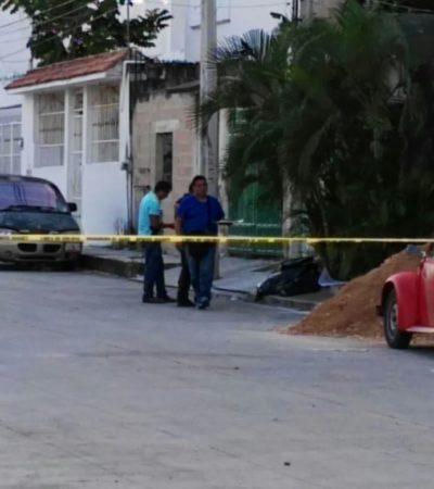 Identifican al taxista hallado descuartizado la mañana del domingo en la Región 231 de Cancún