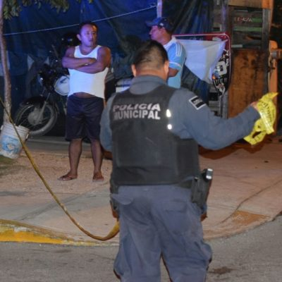 SEGUNDO EJECUTADO DEL SÁBADO EN CANCÚN: Muere en el hospital baleado de la Región 249 de Cancún