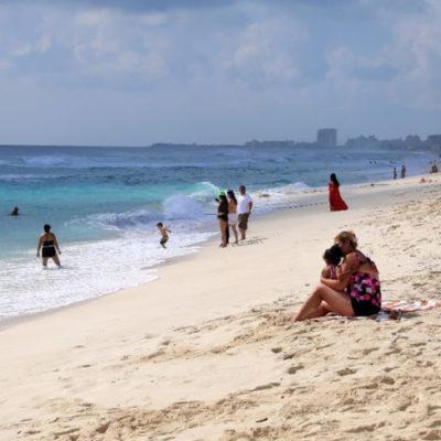 CANCÚN VA POR SU DÉCIMA PLAYA CERTIFICADA: Darán distintivo al primer kilómetro de playa, proyecto conjunto entre municipio y hoteleros