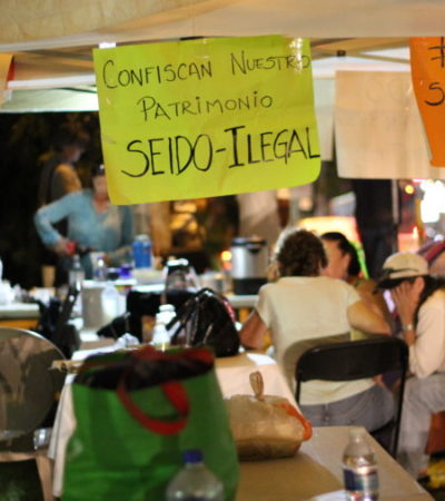 PREVALECE INCERTIDUMBRE POR CAJAS DE SEGURIDAD: Proceso lento y 'violaciones' a los acuerdos con SEIDO hacen temer a clientes de FNS en Cancún