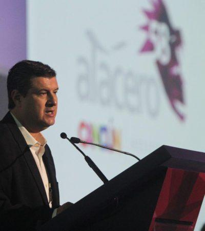 México debe adaptarse a industrias como Uber o Airbnb, dice en Cancún subsecretario de Industria y Comercio