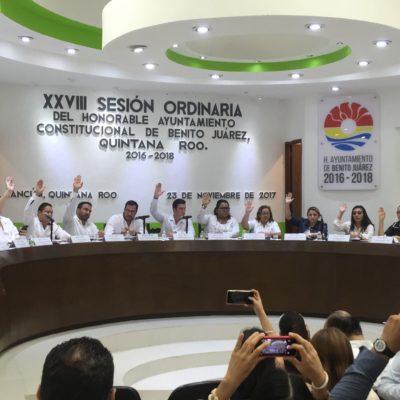 PRIVATIZAN ALUMBRADO PÚBLICO EN CANCÚN: Aprueba Cabildo de BJ concesión por 20 años a empresa de Monterrey; el Congreso tendrá que validar acuerdo
