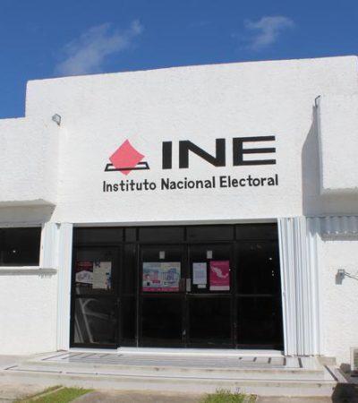 Se toma INE ilegal 'puente' en Quintana Roo