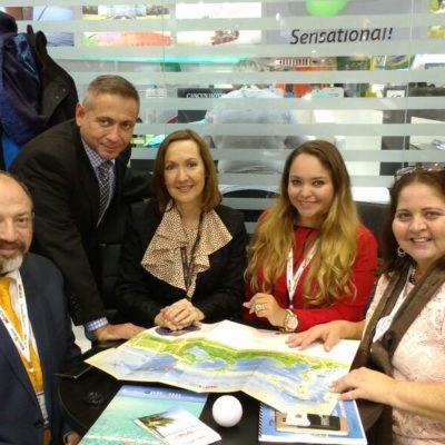Participa delegación de QR en el World Travel Market de Londres