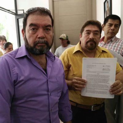 Piden morenistas que se frene privatización de luminarias en Cancún