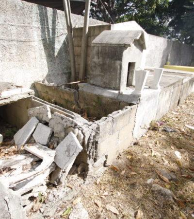 EJECUTADOS… Y A LA FOSA COMÚN: Durante el primer semestre del 2017, 15 cuerpos no fueron identificados y otros 20, de los últimos 4 meses, podrían seguir el mismo camino en Cancún