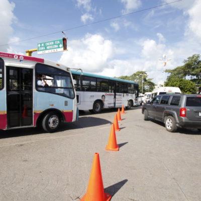 VIDEO | A una semana del bloqueo de la Avenida Cobá por protesta contra SEIDO, se acaba la paciencia de cancunenses