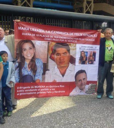 Rompeolas: 'Mara', entre Morena de AMLO y el Frente Amplio de Carlos Joaquín