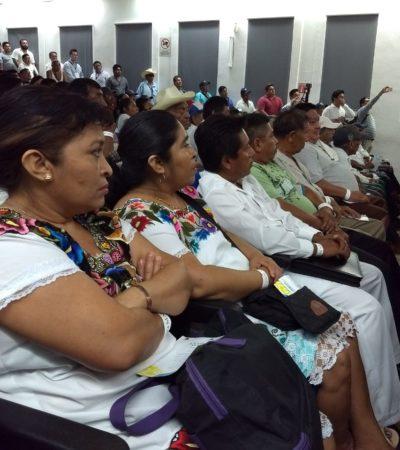 Arranca primer Consejo Maya en Felipe Carrillo Puerto
