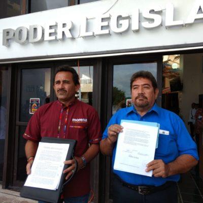 Pide Morena al Congreso frenar concesión de alumbrado en Cancún y terminar con las mafias sindicales con nueva Ley de Movilidad