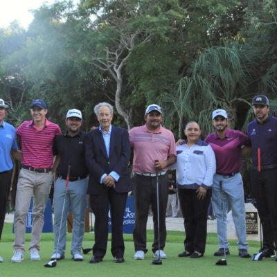 Inicia en Playa del Carmen el PGA Tour OHL Classic at Mayakoba