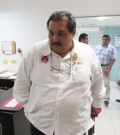 ENCERRONA DEL FISCAL CON DIPUTADOS: A puerta cerrada, comparece Pech Cen en el Congreso para discutir presupuesto del 2018
