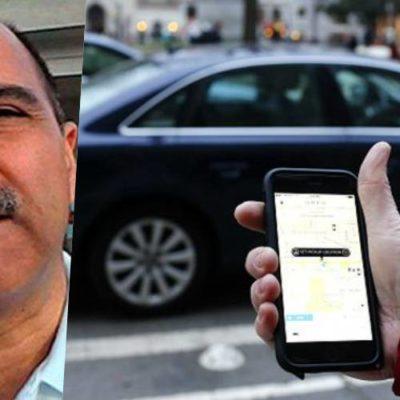 """""""QUE HAYA UN PISO PAREJO"""": Reitera Sintra apertura a la competencia en transporte, pero aclara que la regulación de Uber y de otros gremios le toca al Congreso"""