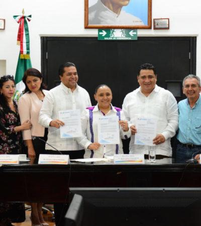 Presenta Cristina Torres Ley de Ingresos 2018 ante el Congreso sin incremento de impuestos