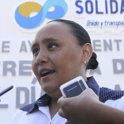 """Anuncia Alcaldesa nueva denuncia contra ex funcionarios de Solidaridad; """"queremos que se resarza el daño"""", dice Cristina Torres"""