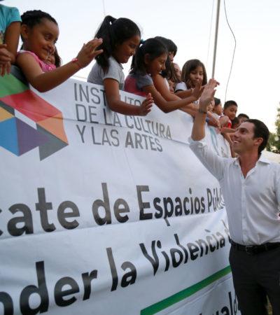Estrategia de seguridad de Cancún da resultados positivos, asegura el Alcalde