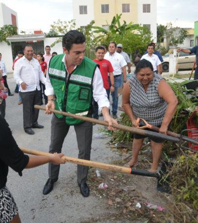 """""""La estrategia de seguridad está dando resultados, la intensificaremos"""", dice Remberto Estrada"""