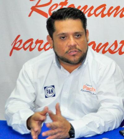 Llama Comité Municipal del PAN a legisladores 'Verdes' y del PRI a trabajar